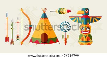 native american elements