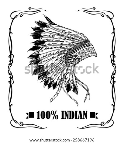 native american indian chief
