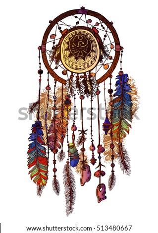 native american indian dream