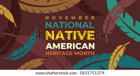native american indian heritage