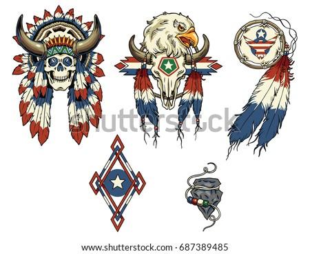 Native Americana Pack 2