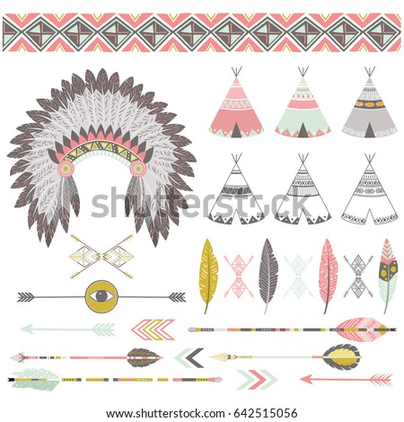 Native Tribal Elements