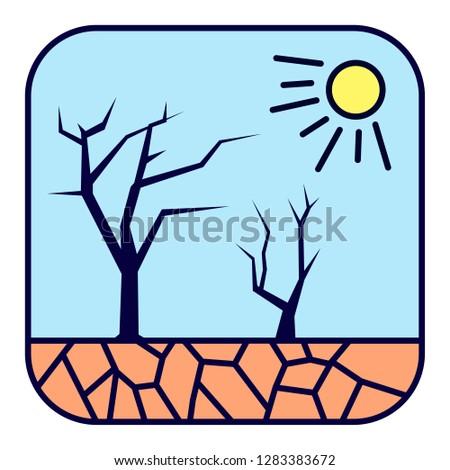 natural cataclysm drought