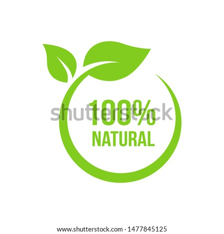 natural leaf icon 100