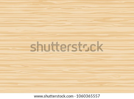 Natural Light Beige Wooden Wall Plank Table Or Floor Surface Cutting Chopping Board