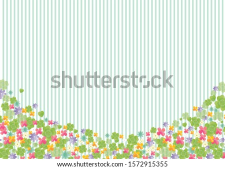 natural plant green background