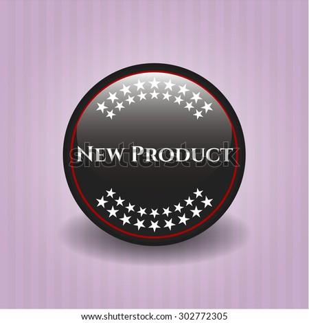 Natural Product black emblem