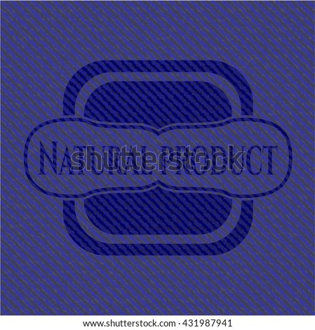 Natural Product jean background
