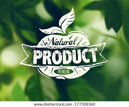 natural food vector badges download free vector art stock