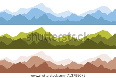 nature colorful vector