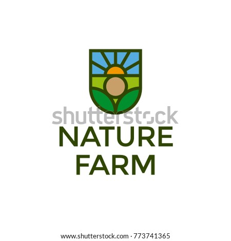 Nature Farm Logo