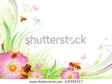 nature flower background