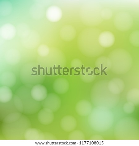 nature green background with