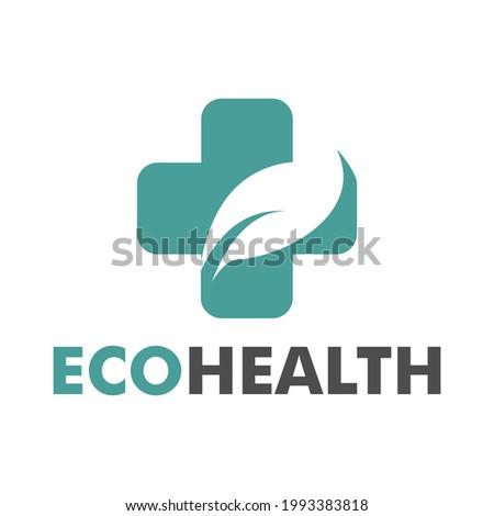 nature health logo design