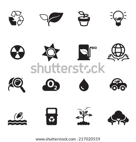 Nature  Icons Vector files.