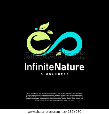 nature leaf agriculture logo