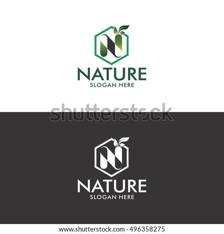 Nature Logo in Vector