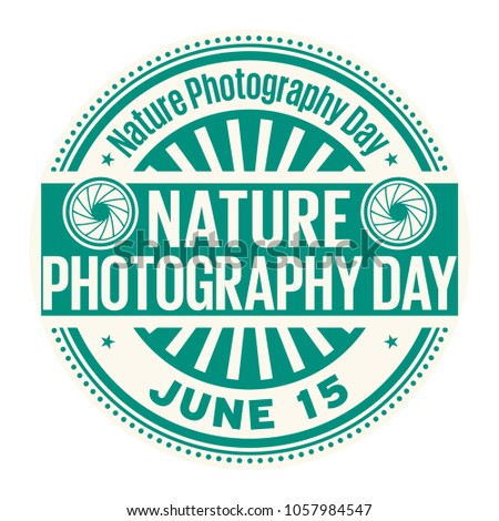nature photography day   june