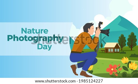 nature photography day on june