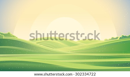 nature sunrise background  a