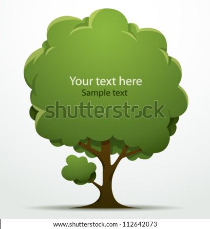 nature vector banner