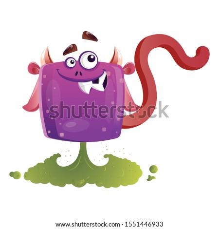 naughty boxy purple monster