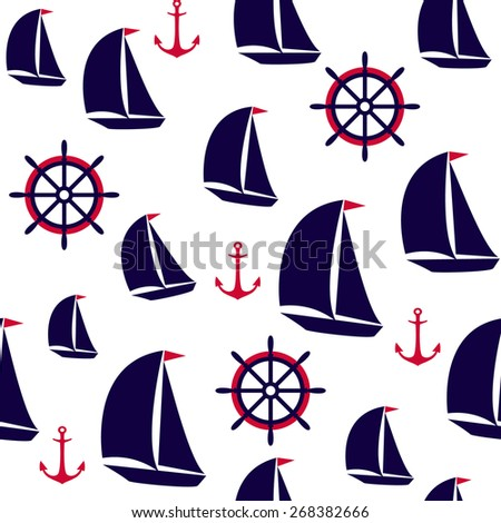 nautical background sailing