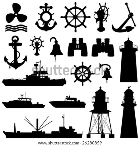 nautical elements great set