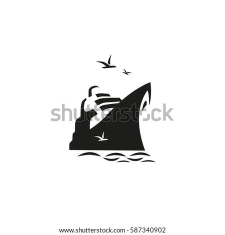 nautical symbol concept ocean