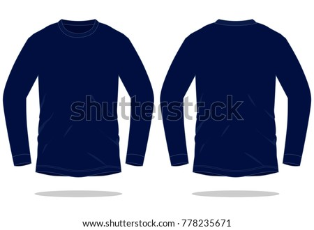 Basic T-Shirt Template - Download Free Vector Art, Stock Graphics ...