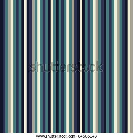 Navy blue Stripe pattern with stylish colors - stock vector