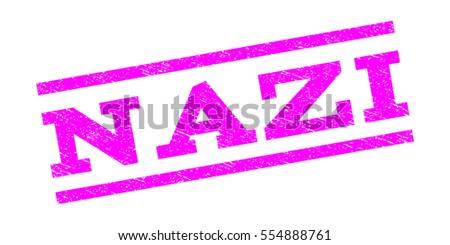 nazi watermark stamp text