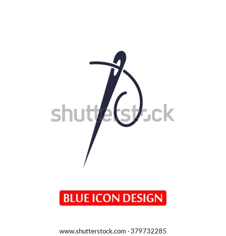 needle icon  needle icon flat