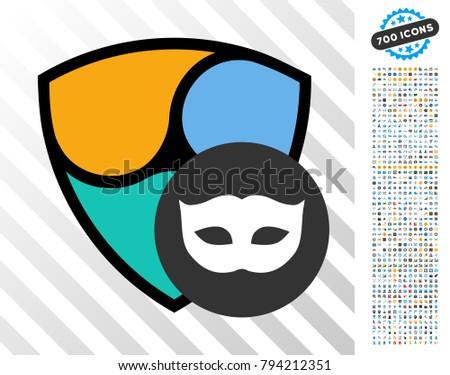 nem privacy mask pictograph