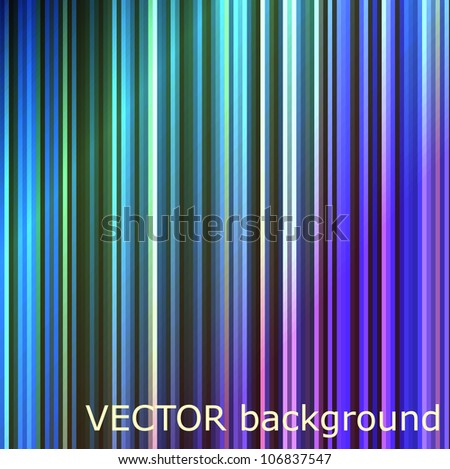 Neon background. Vector illustration