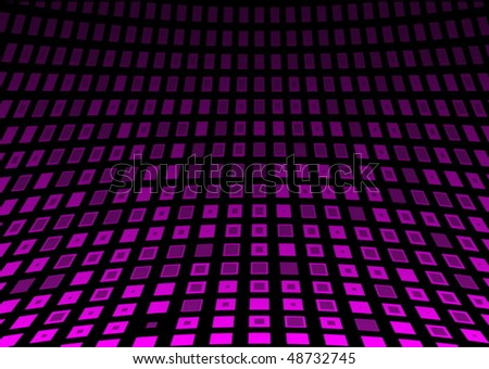 Neon Pink Techno Background Stock Vector Illustration #2: stock vector neon pink techno background