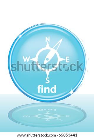Net button - find