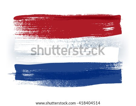netherlands colorful brush