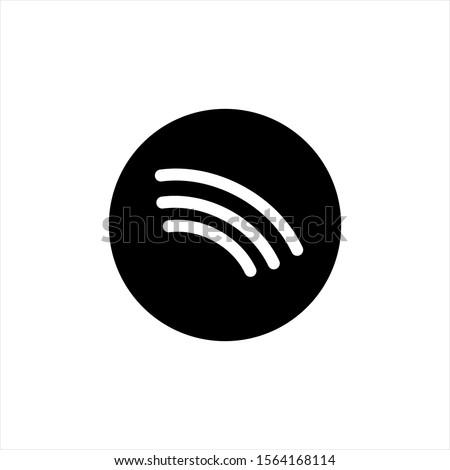 Network line icon. Vector illustration eps10