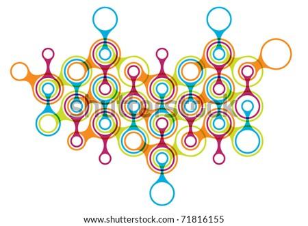 network relations - symbolic chart
