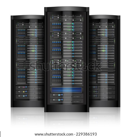 network servers computer