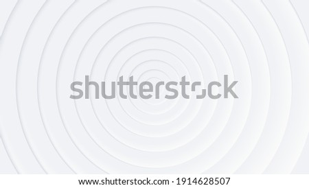 Neumorphism style vector background. Modern website or mobile app design. Minimal style neumorphism wallpaper. Neumorphic UI UX interface design abstract buttons. Stockfoto ©