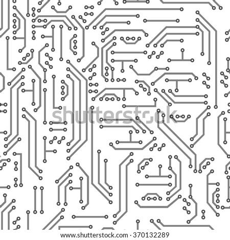 neutral hi tech vector seamless