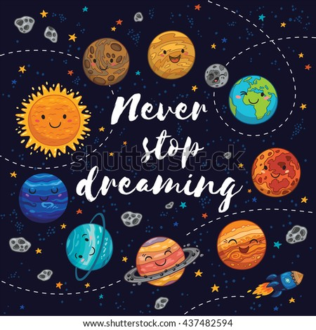 never stop dreaming awesome