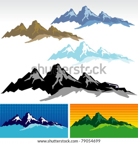new   amazing mountain and