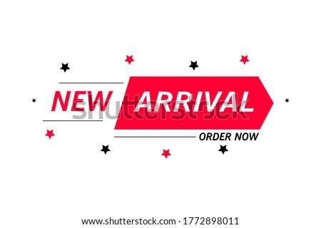 New Arrival Abstract Vectors & Stock Photos Stok fotoğraf ©