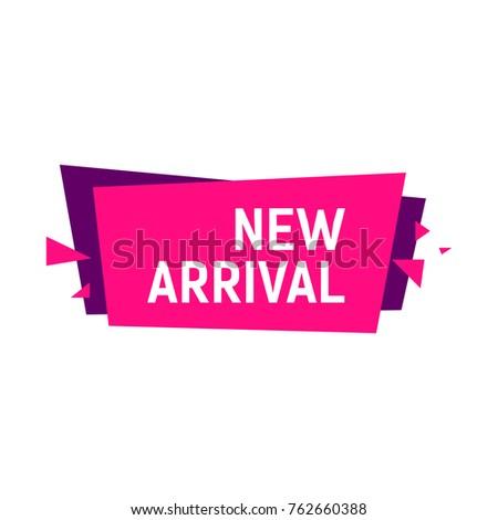 New Arrival Creative Banner Design