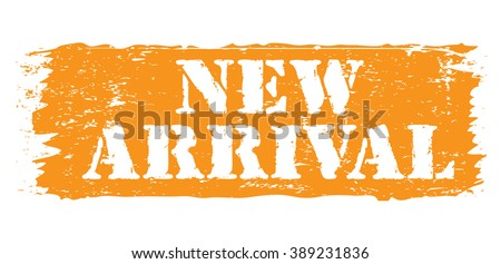 new arrival icon  vector...