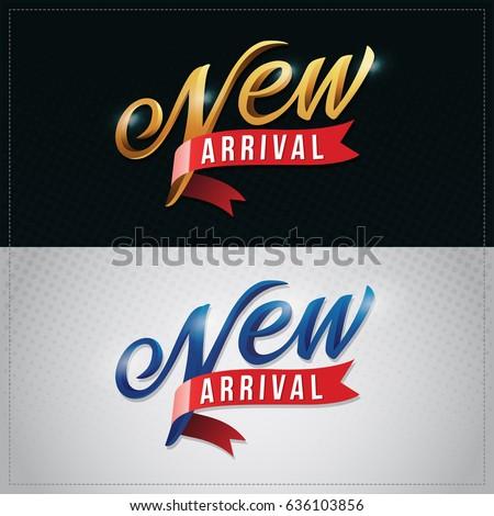 New arrival vector premium hand lettering illustration