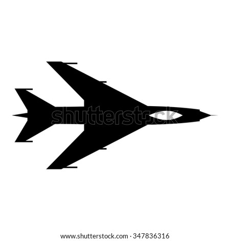new flying jet fighter simple